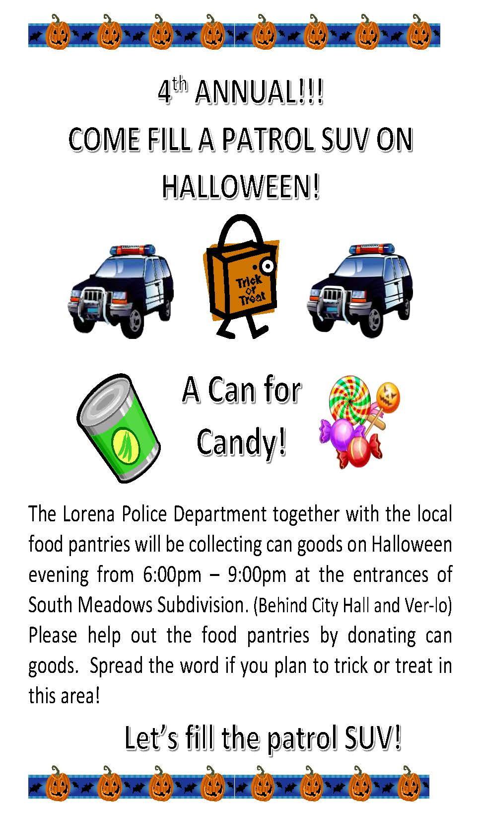 Can for Candy 4th Annual